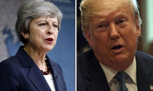 Theresa May lashes out at Donald Trump after Twitter rant - 'Zero-sum absolutism'
