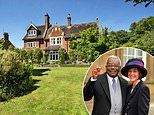 Sir Trevor McDonald sells £5.4m seven-bedroom Victorian house in Richmond after split with wife