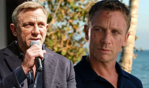 James Bond terror: Daniel Craig opens up on 007 fears - 'Life is going to get f****d'