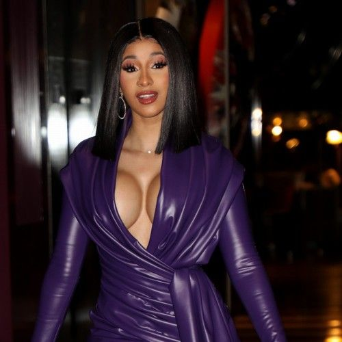 Cardi B hits back at 'queerbaiting' claims