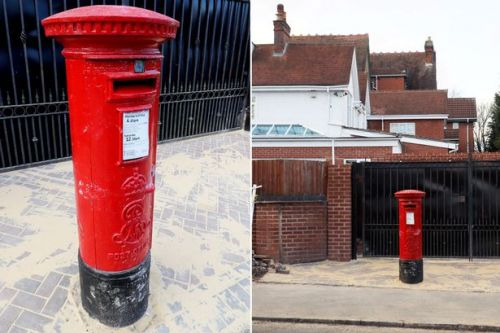 Family in red postbox driveway row claim they've 'improved the neighbourhood'