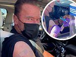 Arnold Schwarzenegger receives COVID-19 vaccine: 'Come with me if you want to live!'