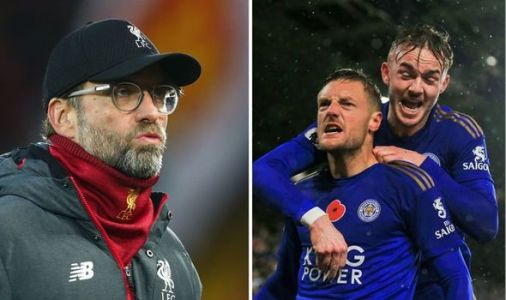 Leicester and Chelsea tipped to rival Liverpool and Man City as title race verdict given