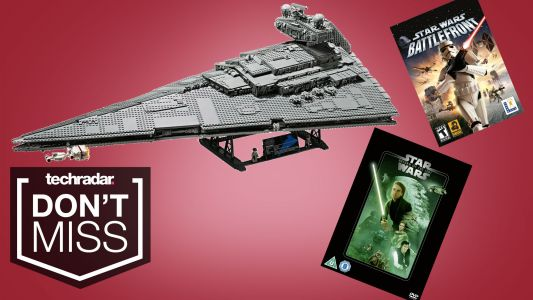 Black Friday Star Wars deals: save money on games, DVDs, Lego and more