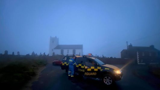 Man dies after being rescued from Ballintoy Harbour