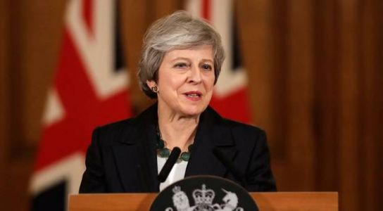 Theresa May: There will be no Brexit deal without Irish backstop