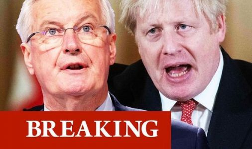 Boris fires back at Michel Barnier's two-year extension plea - 'NO change in our position'