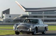 From Aston with love: Driving James Bond's DB5