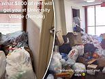 Temple University students reveal trash-filled dorm corridors in viral videos