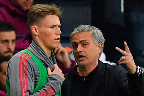 Jose Mourinho suggests he's responsible for Scott McTominay being best player at Man Utd