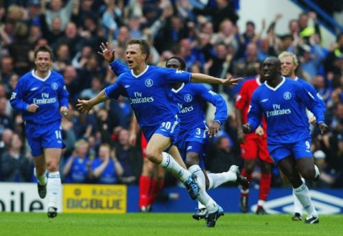 Who actually scored the £1billion goal that changed the Premier League forever?