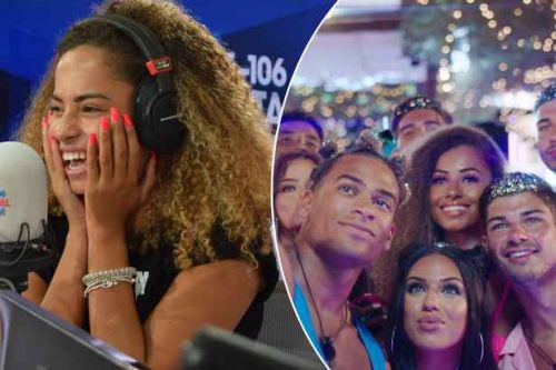 Amber reveals the islanders were allowed to listen to music in the Love Island villa
