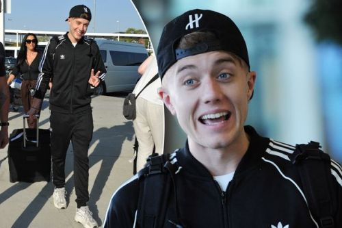 Roman Kemp is tenth I'm A Celebrity star to arrive in Brisbane ahead of launch