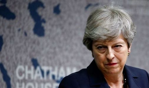 The JIG IS UP! Theresa May ally breaks silence on 'soft' Brexit deal plot