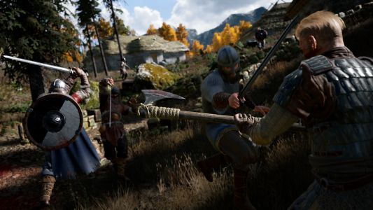 Viking battle royale Valhall heads into closed alpha, looks stabby