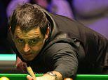 Ronnie O'Sullivan makes flying start as he takes 8-1 lead over Thailand's Thepchaiya Un-Nooh