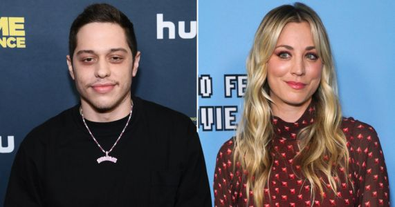 Pete Davidson and Kaley Cuoco 'in talks to star in time travel rom-com' so how do we make this happen?