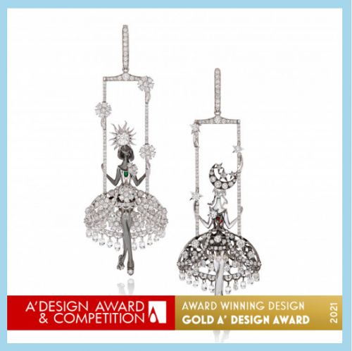 Sybarite Jewellery is a double winner at the A'Design Awards 2021