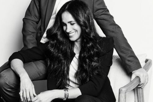Meghan Markle wears Princess Diana's Cartier watch in new snap with Prince Harry