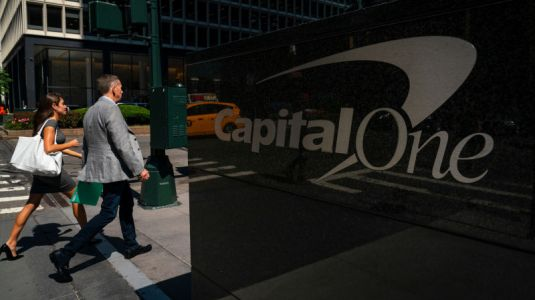 Capital One Really Dropped the Ball on the Anti-Hack Stuff: Report