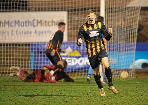 Huntly beat Turriff in shootout to earn Aberdeenshire Shield semi-final place