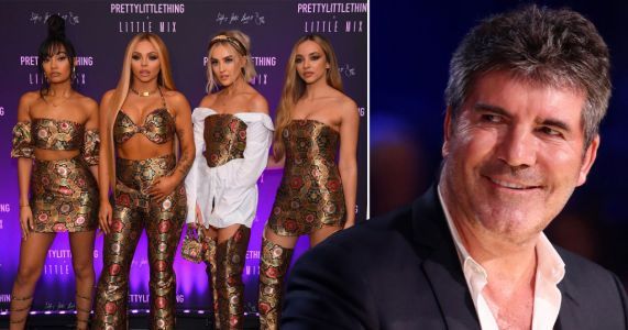 Little Mix insist they have 'no personal vendetta' against Simon Cowell after leaving Syco