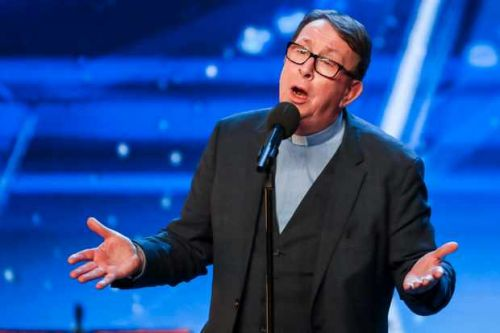 Britain's Got Talent 2018: who is singing priest Father Ray Kelly?