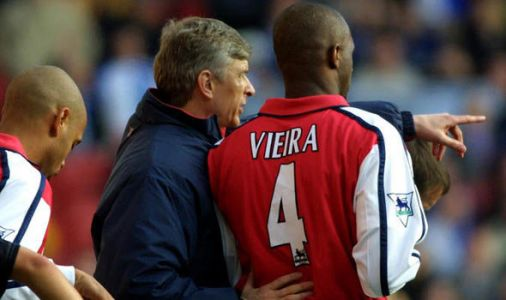 Next Arsenal manager: Patrick Vieira becomes clear favourite to replace Arsene Wenger