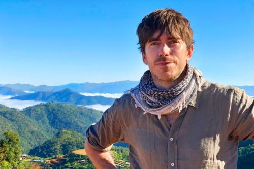 Simon Reeve's incredible life - 'whisker from suicide' to thrilling world travel