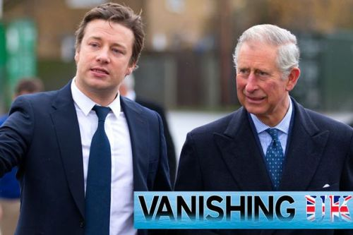 Prince Charles teams up with Jamie Oliver and Jimmy Doherty in war on food waste