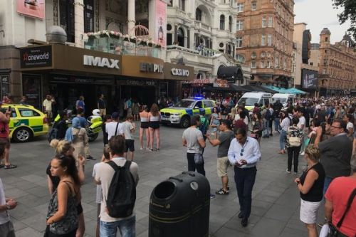 BREAKING Leicester Square casino stabbing: One man arrested as police called out to London entertainment district