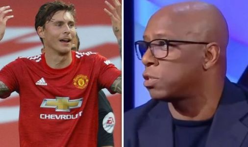 Ian Wright urges Man Utd to replace two first-team starters who are 'not good enough'