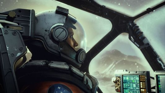 Starfield is 'like Skyrim' but in space - may still come to PS5