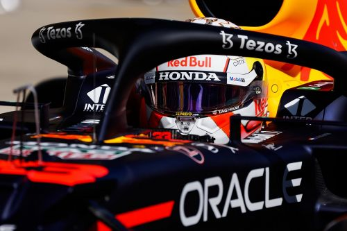 Verstappen to start F1 Russian GP from back with new power unit