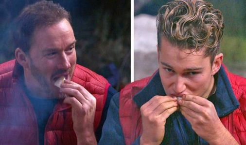 I'm A Celebrity fans call out campmates eating 'extra' food 'That's not rice and beans!'