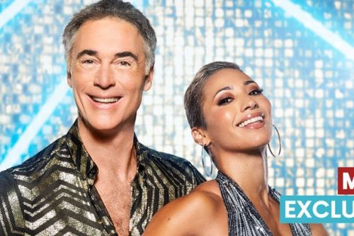 Strictly's Greg Wise ready to shed clothes and bring sizzle to the dance floor