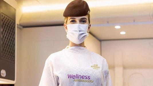 Etihad launches new 'Wellness Ambassadors'