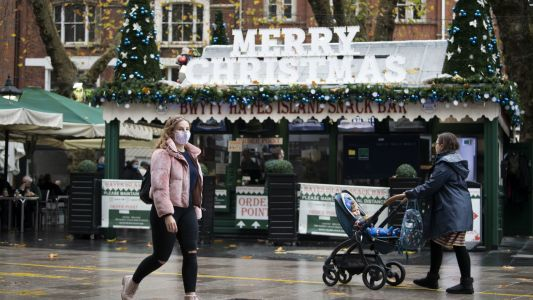 What is the science behind the Christmas Covid break - and will the let-up cost lives?