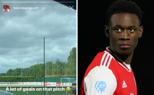 Folarin Balogun appears to confirm Arsenal exit on Instagram after failing to agree new contract
