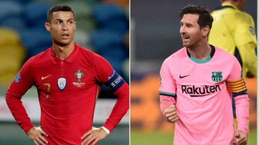 Barcelona troll Juventus and Cristiano Ronaldo with cheeky Lionel Messi tweet
