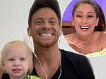 Stacey Solomon's son Rex makes adorable Loose Women appearance with Joe Swash