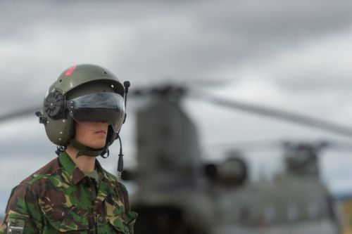 Chinook and Apache helicopters behind late-night aircraft noise across Tayside and Fife