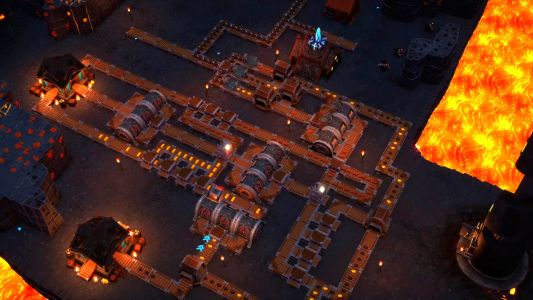 Fantasy RTS DwarfHeim gets ranked matchmaking in a major content update