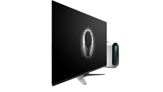 Alienware has made a $4,000 OLED gaming TV to dominate your living room
