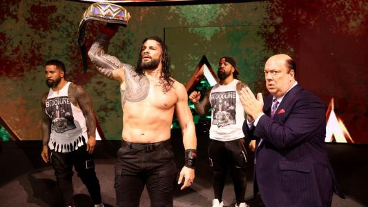 WWE's Paul Heyman gives Brazzers advice on 'porn spoof' of Brock Lesnar v Roman Reigns