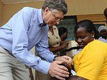 Gates backs Mail on jabs: Microsoft founder joins fight after witnessing horror measles inflicts