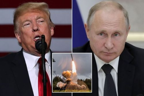 Donald Trump says US will withdraw from nuclear weapons treaty with Russia
