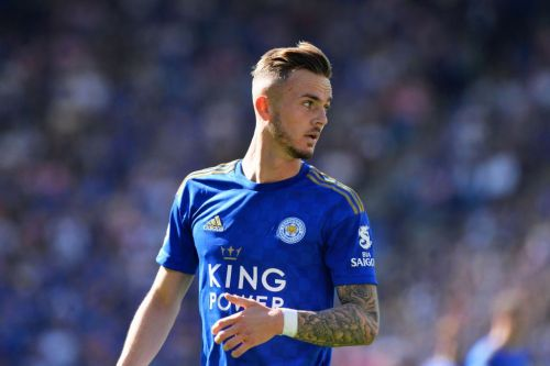 Leicester star James Maddison reveals the role Joe Cole played in his development