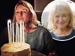 Martha Stewart is more fabulous than ever as the domestic goddess rings in her 79th birthday