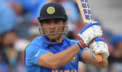 MS Dhoni retires from international cricket for India